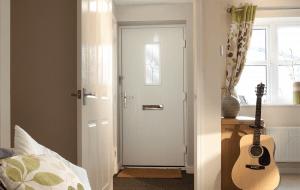 composite door white