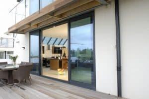 patio door