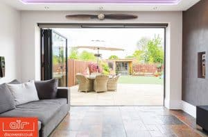 air 800 bifold door