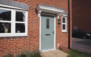 composite door chartwell green
