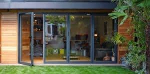 Bowalker Doors Hickstead bifold doors