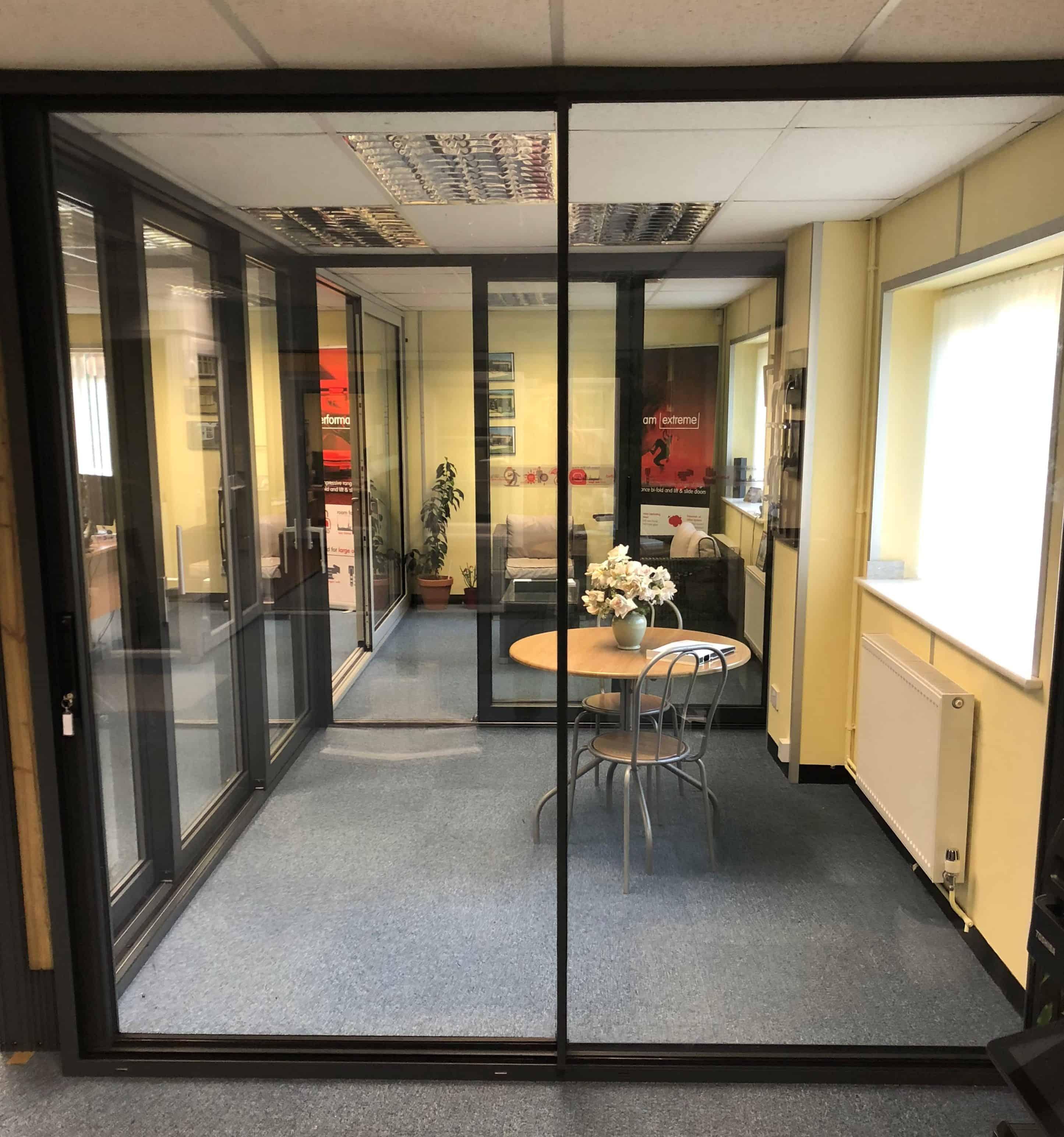 Bowalker Doors Showroom