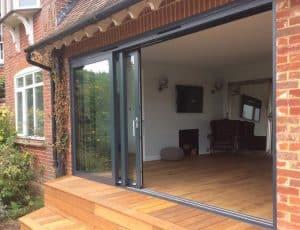 Bowalker Doors air lift and slide doors in Sussex
