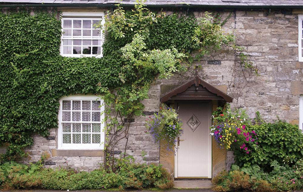 Lewes entrance doors Bowalker