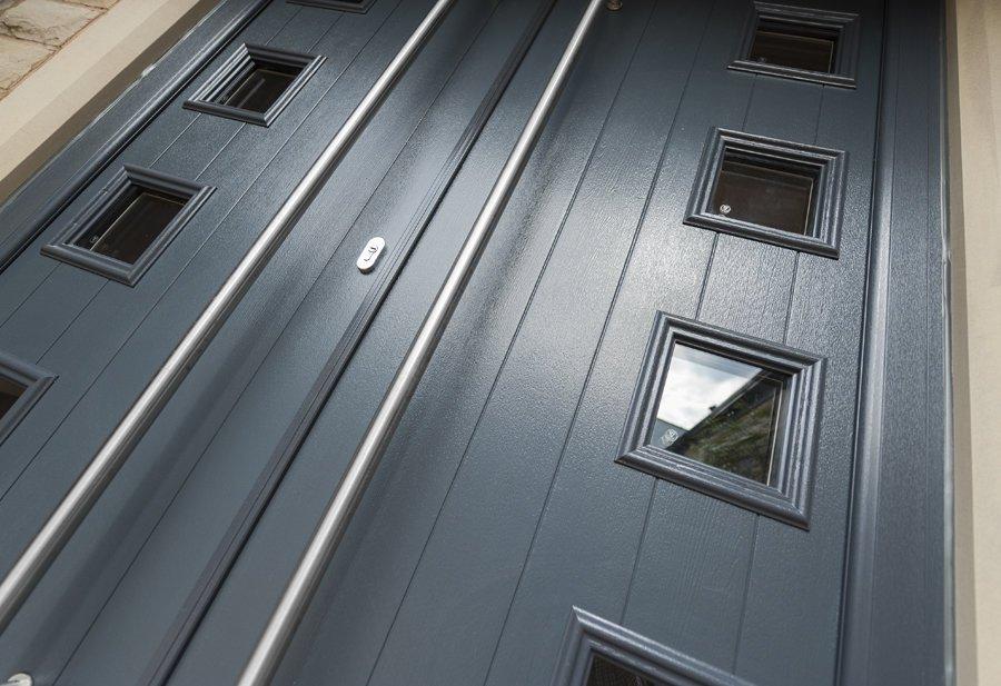Secure Solidor composite entrance door Lewes