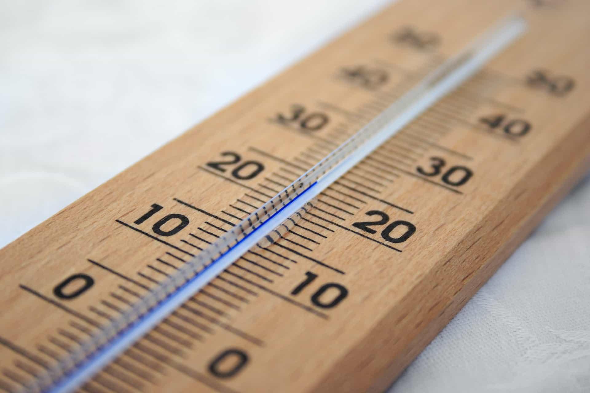 optimum temperature surrey