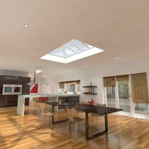 Skypod roof lantern Burgess Hill