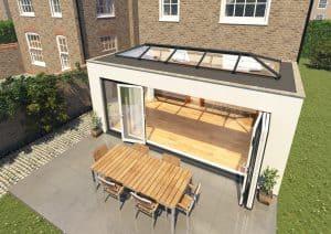 Bowalker Doors Skypod Rooflight Roof Lantnern Burgess Hill