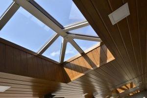 Skypod rooflights Bowalker Doors