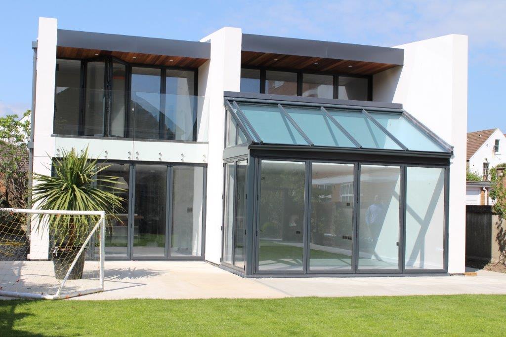 Bowalker Doors Architects Advice Glazed Extension
