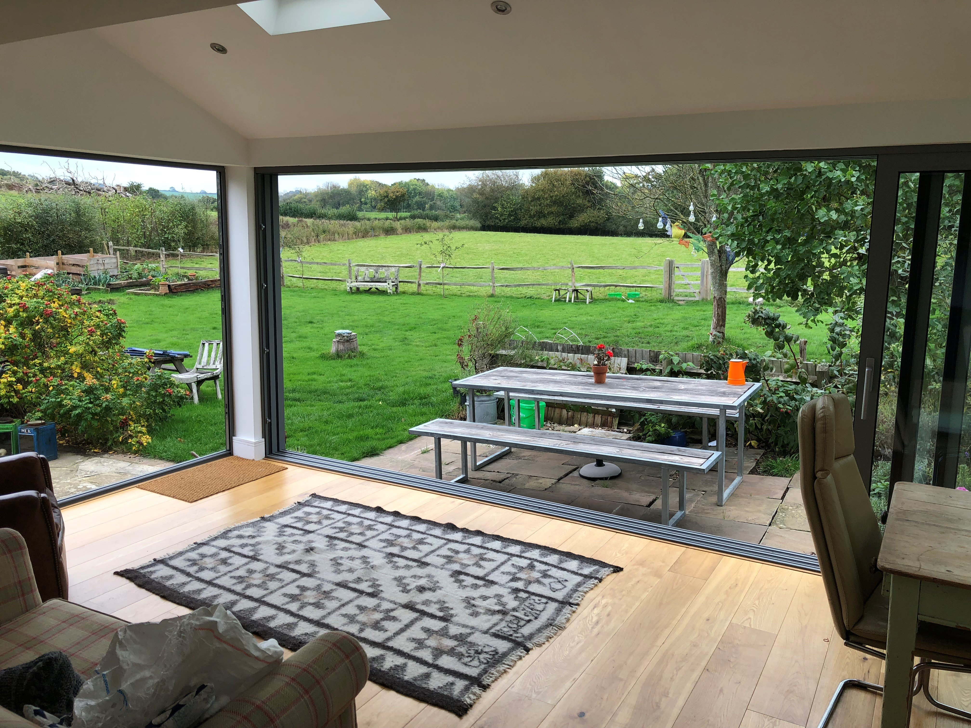 Bowalker Doors Architects Advice Lift and Slide doors