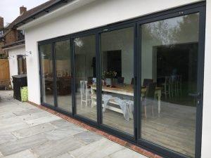 Bowalker Doors BiFold Doors in Renovations in Brighton