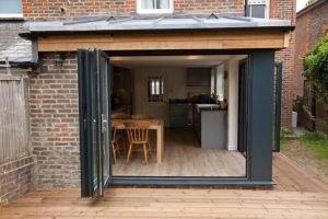 Bowalker Doors aluminium bifold doors Crawley