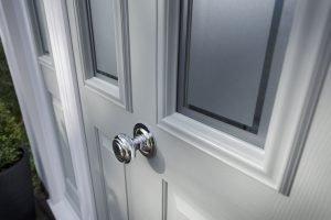 Clean and crisp composite doors Bowalker Doors Hove
