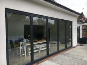 Bifold door designs Sussex