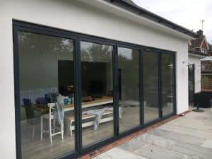 Bifold door designs Sussex
