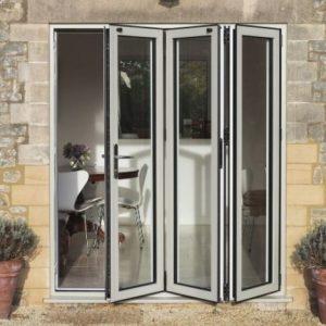 Bowalker Doors Coloured Bifold Doors Sussex
