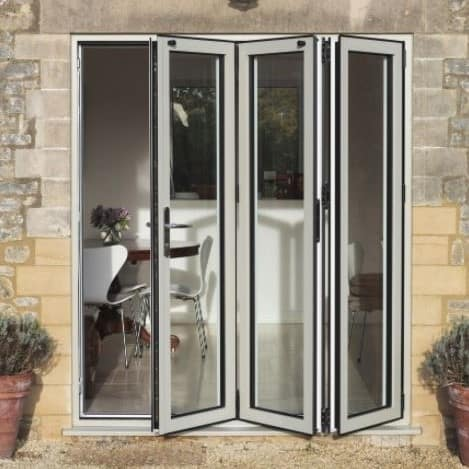 Bowalker Doors Coloured Bifold Doors Sussex