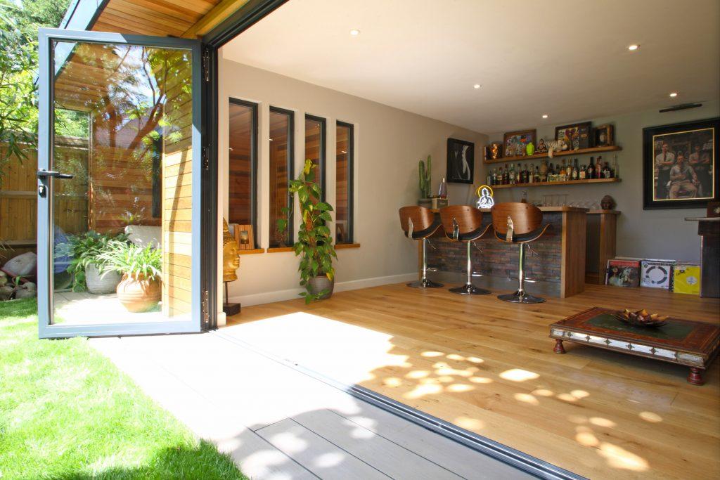 summer bifold doors