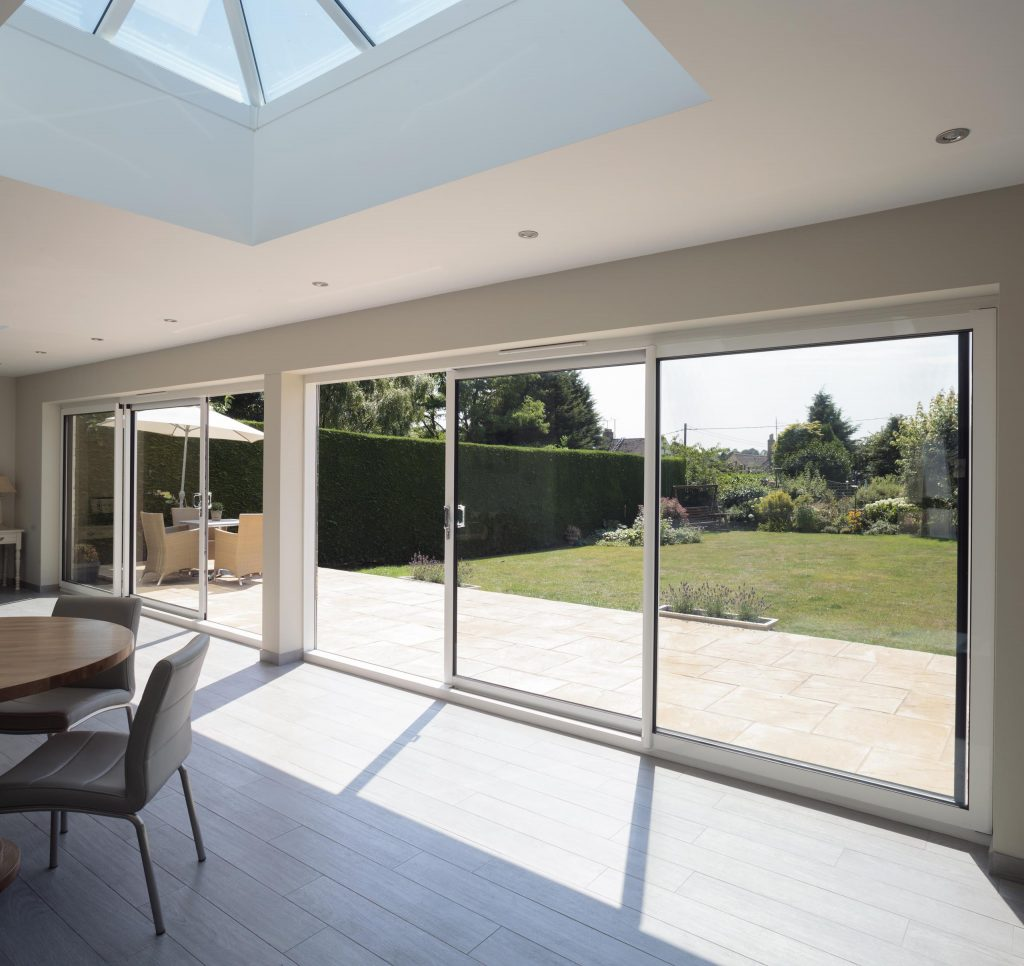 Aluminium sliding doors Sussex Surrey