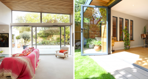 Bifold or Sliding Doors Surrey Sussex