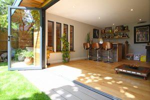 Bifold doors Surrey Sussex