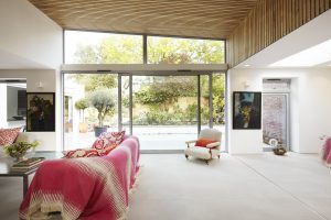 air lift and slide doors sliding doors for Brighton renovations Bowalker Doors (3)