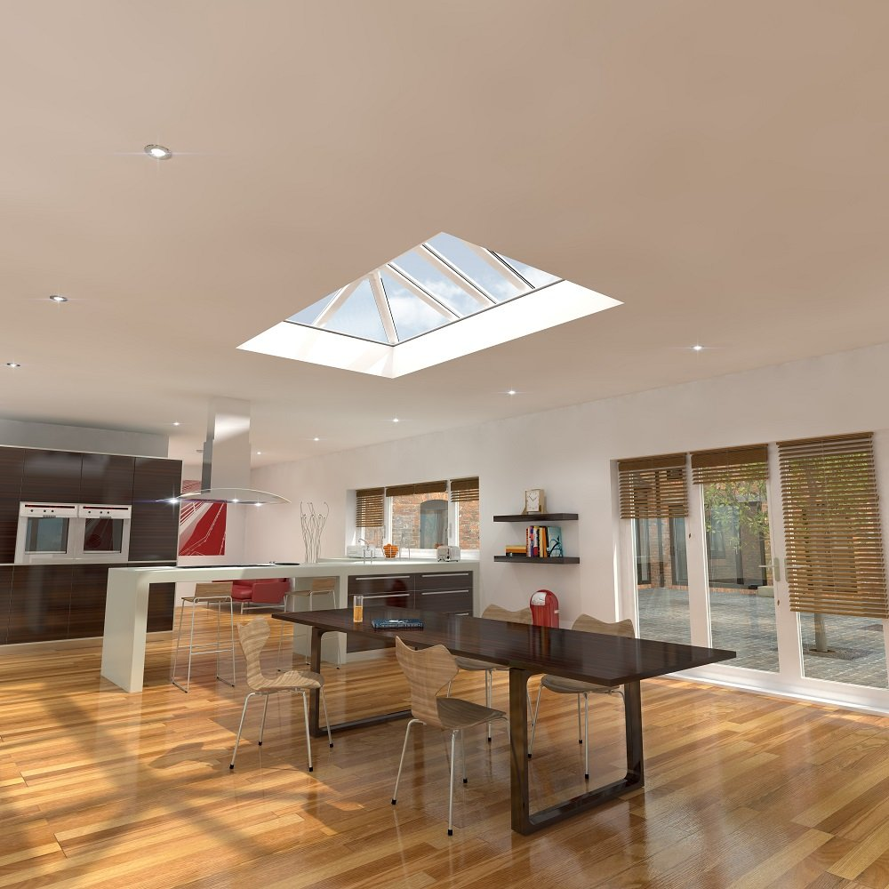 Skypod rooflight roof lantern home trend